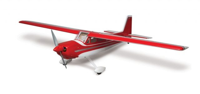 RC Model Airplane Hangar 9 Valiant 10cc ARF