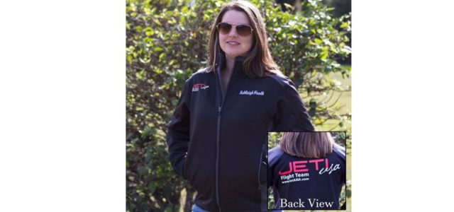 RC Model Airplane Jeti USA Winter Jacket