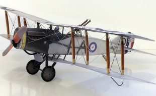 Microaces Aero Bristol F2b Model