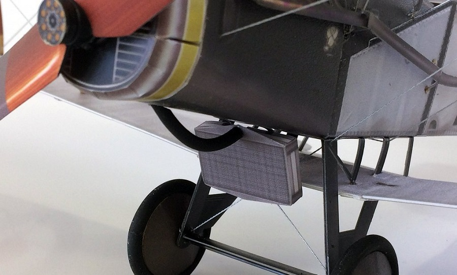 Microaces Aero Bristol F2b Model (4)