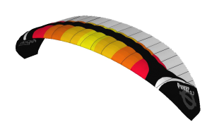 Paraglider Wing Power 2.7/3.67m