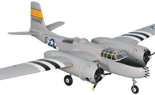 RC Phoenix Model A-26 Invader .46-.55 ARF [VIDEO]