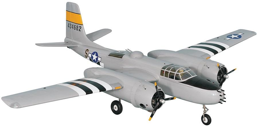 Phoenix Model A-26 Invader .46-.55 ARF (1)