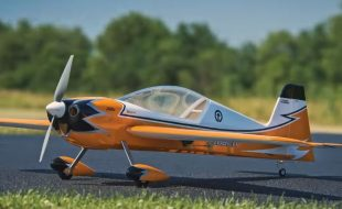 RC Tower Hobbies Sbach 3D EP Aerobatic Airplane ARF [VIDEO]