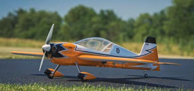 RC Tower Hobbies Sbach 3D EP Aerobatic Airplane ARF [VIDEO]