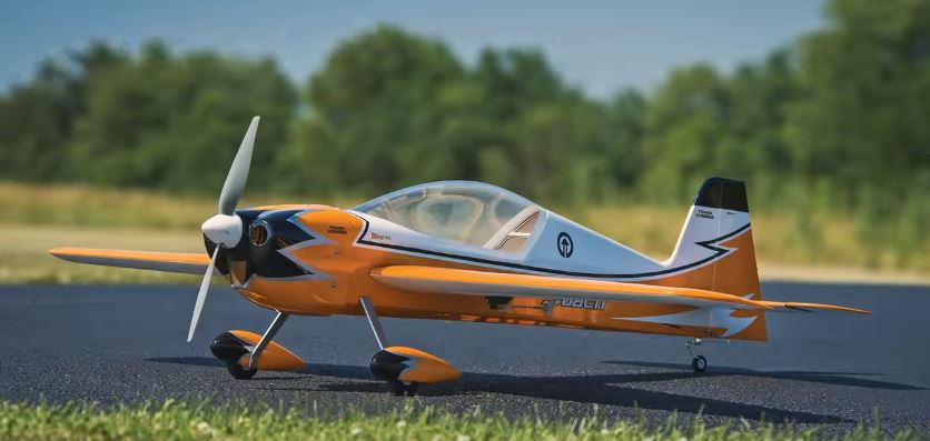 Tower Hobbies Sbach 3D EP Aerobatic Airplane ARF