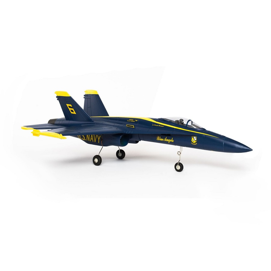 Force RC F-18 Blue Angel V2 PNP, 64mm EDF