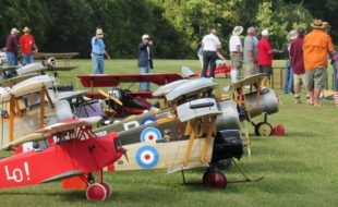 RC Model WW1 RC Jamboree — And the Winners are…