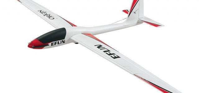 Origin Hobby EFUN Brushless 3D Rx-R