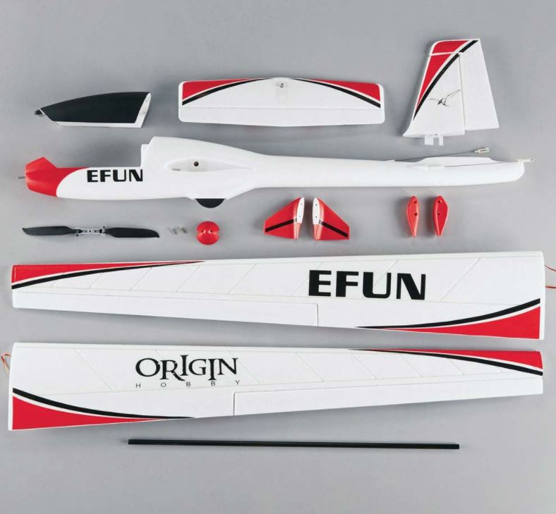 Origin Hobby EFUN Brushless 3D Rx-R (2)