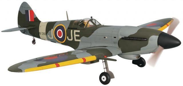Phoenix Model Spitfire EP/Gas ARF [VIDEO]
