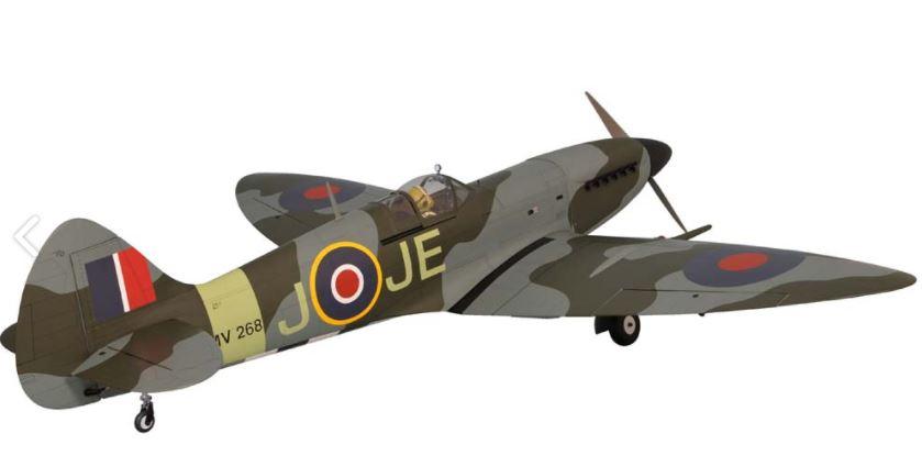 Phoenix Model Spitfire EPGas ARF (3)