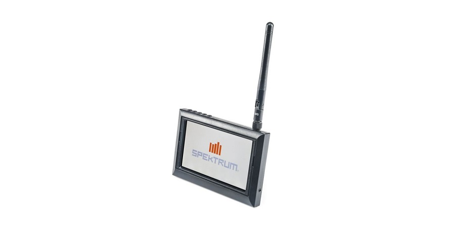 Spketrum 4.3 FPV Video Monitor With DVR