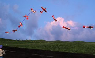 Mastering the Lomcevak– Perfecting the classic aerobatic maneuver