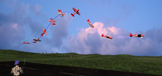 RC Models, Mastering the Lomcevak– Perfecting the classic aerobatic maneuver
