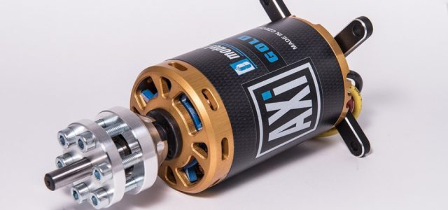 AXi 5345 & 536  3D Extreme Series Brushless Motors