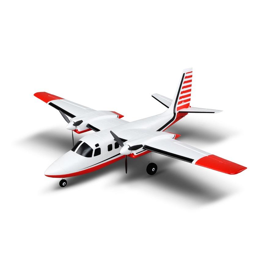E-flite UMX Aero Commander BNF Basic With AS3X (1)