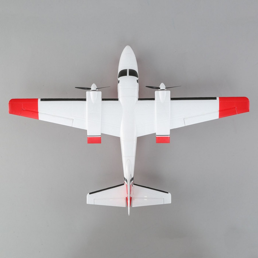 E-flite UMX Aero Commander BNF Basic With AS3X (2)