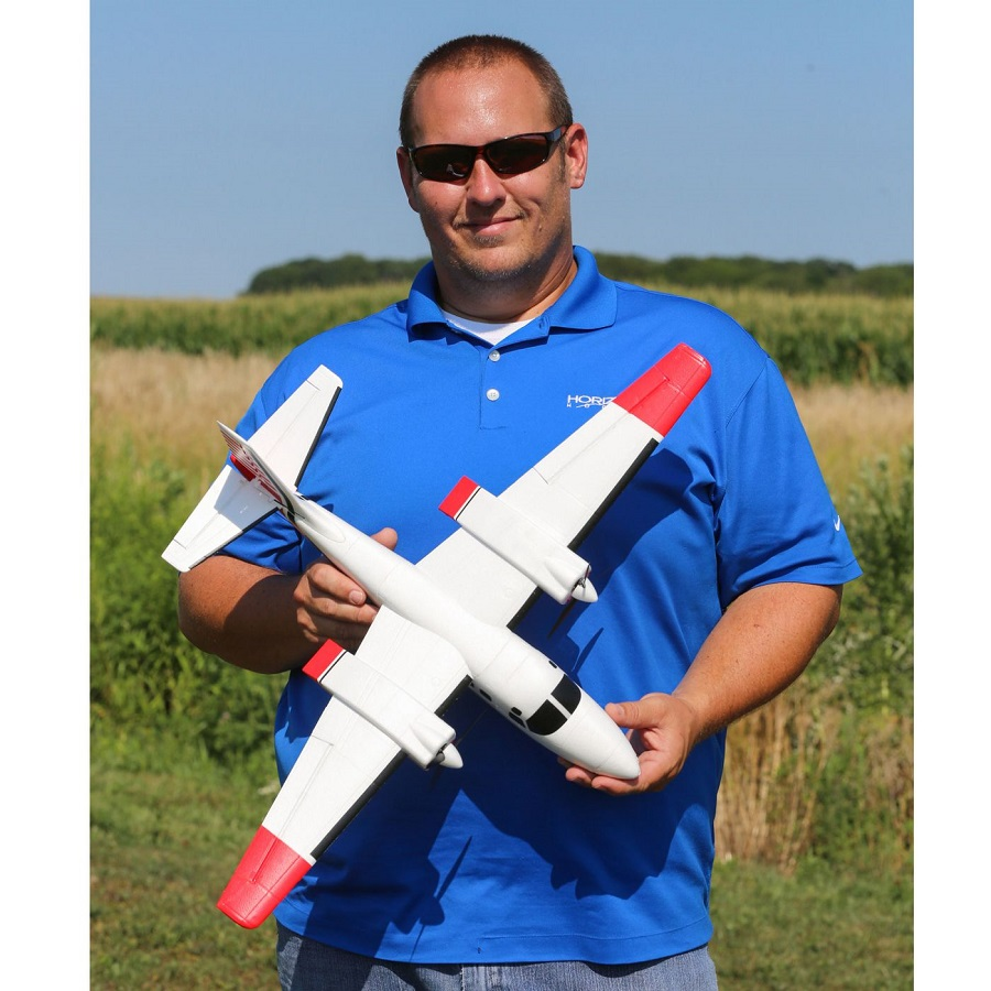 E-flite UMX Aero Commander BNF Basic With AS3X (3)