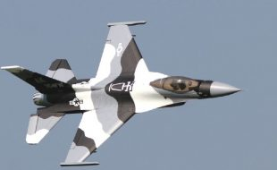 Scale RC Airplane Video — Freewing Model F-16  EDF Jet