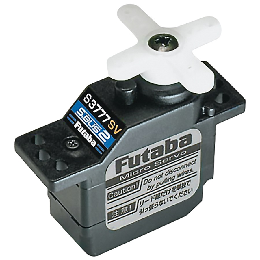 Futaba S3777sv Programmable Micro Digital Servo Model