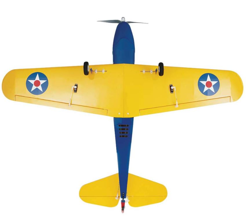 Great Planes PT-19 Sport Scale .46 GP_EP ARF (5)