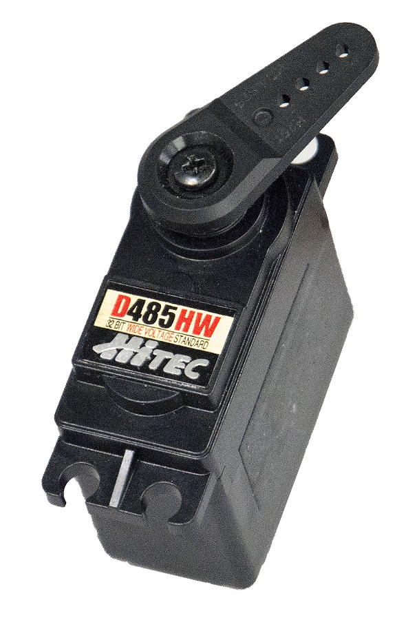 Hitec Adds 5 More Servos To New D-Series (3)