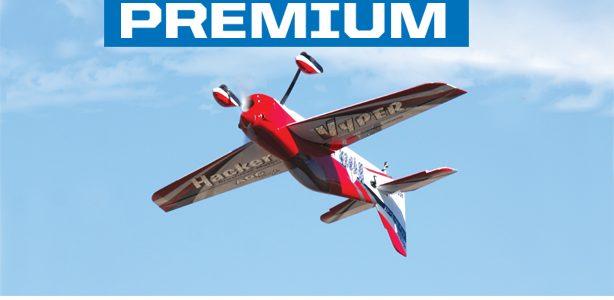 RC Aerobatics: Cross-Box Maneuvers
