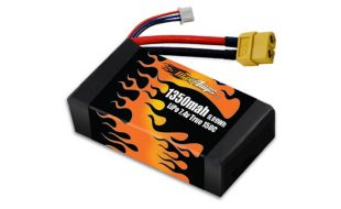 MaxAmps 1350mah 150C FPV Battery Packs