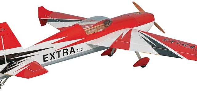Phoenix Models EXTRA 260 30-35CC/EP ARF [VIDEO]
