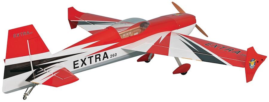 Phoenix Models EXTRA 260 30-35CC_EP ARF