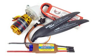 Esprit Model Radian Power Package
