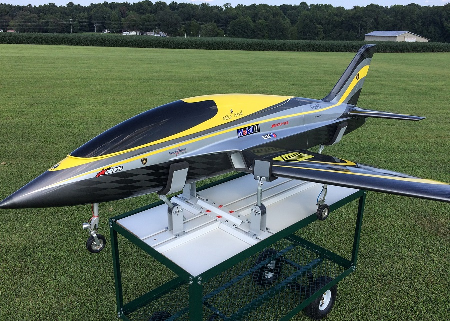Random Heli Storage & Transport Solution For RC Airplanes (2)