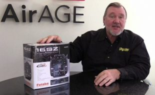 Futaba 16SZ 16-channel Radio system – Video Sneak Peek