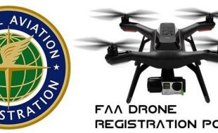 FAA Drone Registration Update