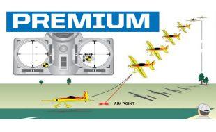 Model Airplane Flight: Master Forward Slips