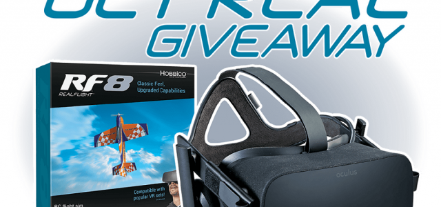 RealFlight 8 Giveaway- Win Free VR Goggles For RF8