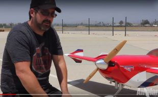 Flightline Video Tip — Starting an RC Gas Engine Safely