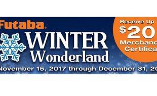 The Futaba Winter Wonderland Rebate