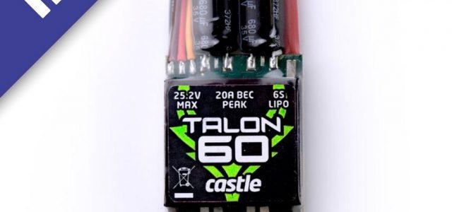 Castle Creations Talon 60 ESC