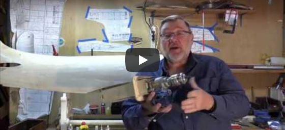 RC Model Airplane Removable Engine Mount Box Firewall — MAN Sneak Peek Video