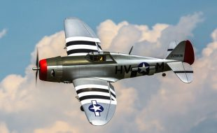 Hangar 9 P-47D Thunderbolt 20cc ARF 67″ [VIDEO]