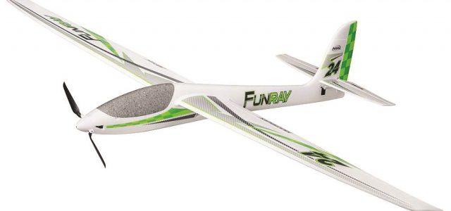 Hitec Multiplex FunRay Kit & RR