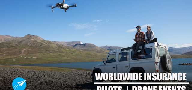 New Drone Insurance From IRDA