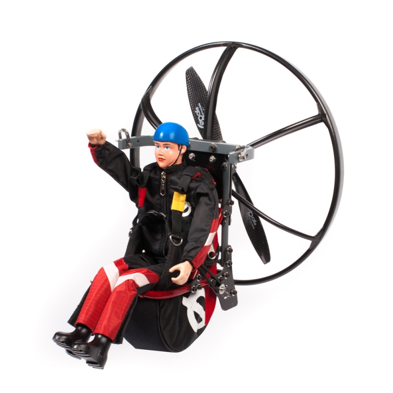 Paraglider Pilot Ben With Harness ARTF