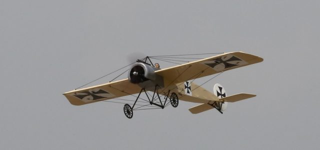 eStar Fokker E.III Eindecker Kit