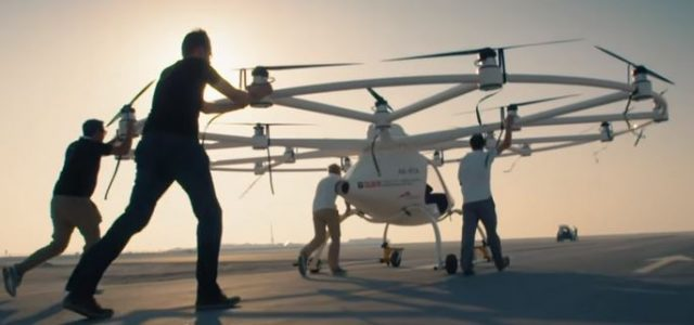 Volocopter: Your New Ride?