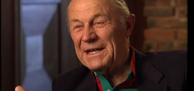 Aviation Legend: Interview with Gen. Chuck Yeager