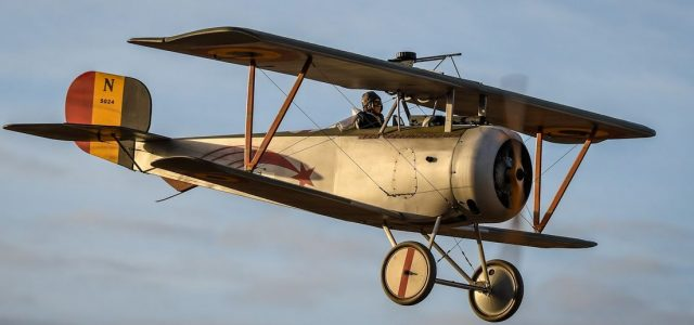 Blue Max WW1 Fly In
