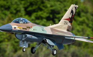 Road to Top Gun — Eduardo Esteves and his F-16 Fighting Falcon